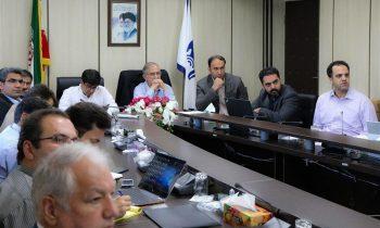 جلسه مدیران وزارت ICT