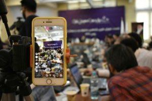 نشست شورای داوری جشنواره وب و موبایل