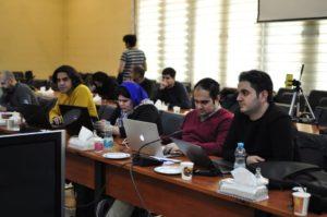 شورای داوری یازدهمین جشنواره وب و موبایل