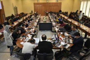 نشست داوران جشنواره وب و موبایل 97
