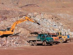 اکتشاف و استخراج معدن