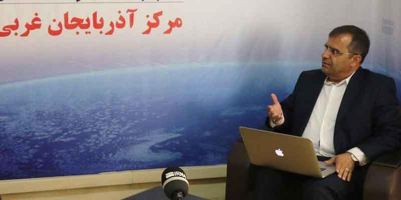 رئیس پارک علم و فناوری آذربایجان غربی