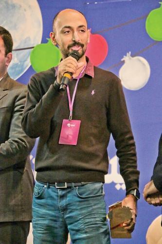 هادی فرنود، بنیانگذار همفکر و کاموا