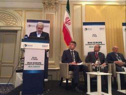 همایش همکاری ایران اروپا